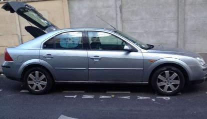 Ford Mondeo II 2.0 TDCI Ghia 2002