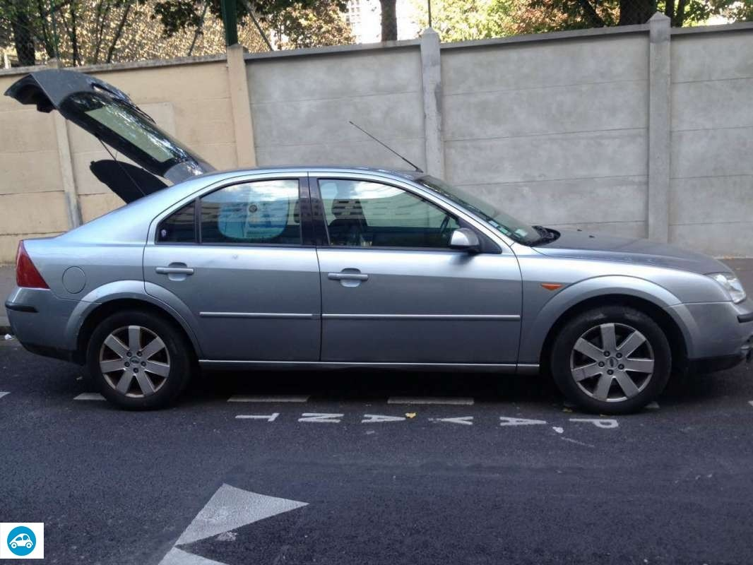 achat ford mondeo ii 2 0 tdci ghia 2002 d 39 occasion pas cher 3 400. Black Bedroom Furniture Sets. Home Design Ideas