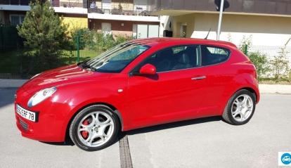 Alfa Romeo Mito 1.4 T-Jet Selective 2009