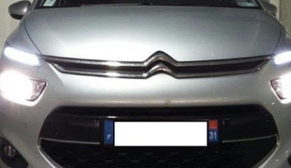 Citroën C4 Picasso ll 2014