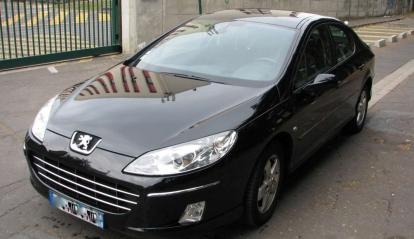 Peugeot 407 1.6 HDI Premium FAP 2009
