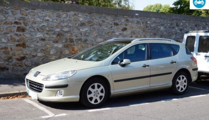 Peugeot 407 Break 2005