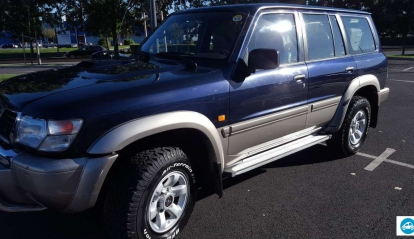 Nissan Patrol Y61 3.0 L TD 2001