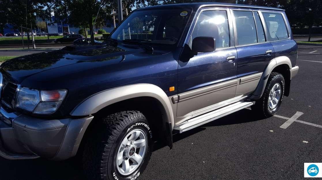 Achat Nissan Patrol Y61 3 0 L TD 2001 d'occasion pas cher à 6 500 €