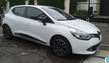Renault Clio IV Limited 2014