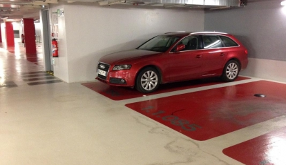 Audi A4 2.0 TDI Ambition Luxe 2011