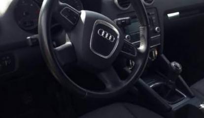 Audi A3 sportback 1.6L tdi 115ch