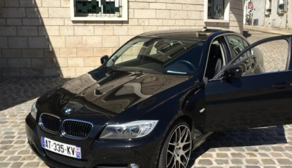 Bmw Serie 3 318D Luxe 2009