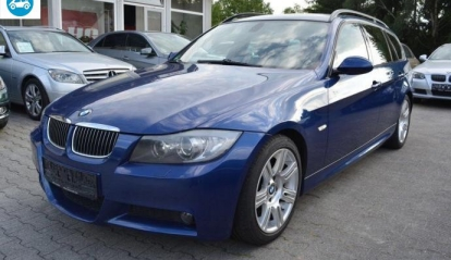 Bmw Serie 3 330D Pack M Touring Break 2007