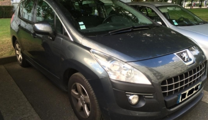 Peugeot 3008 1.6 HDI Fap Business Pack