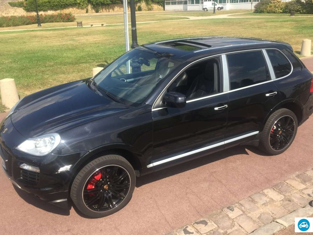 achat porsche cayenne turbo 4 8 v8 bi turbo 2008 d 39 occasion pas cher 32 500. Black Bedroom Furniture Sets. Home Design Ideas