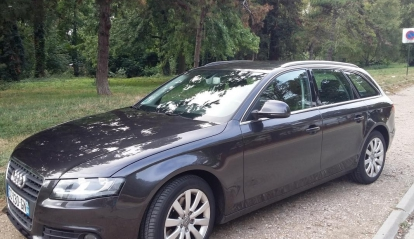 Audi A4 Break 2.0 TDI 2009