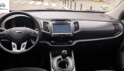 Kia Sportage 1.7 crdi 115 ch Active