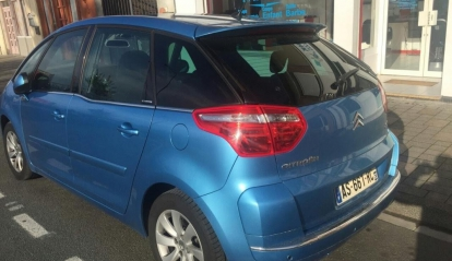 Citroën C4 Picasso 1.6 HDI Exclusive 2010