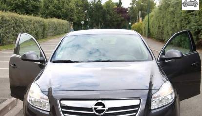 Opel insignia 130 cdti edition ecoflex
