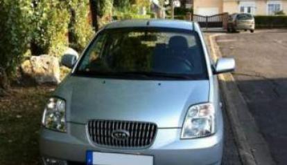 Kia Picanto 1.1 CRDI EX Pack Premium 2007