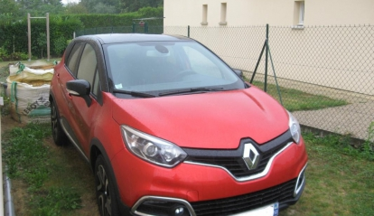 Renault Captur Intens Energy TCE 2016