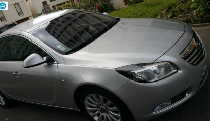 Opel Insignia Cosmo Pack 4x4 2011