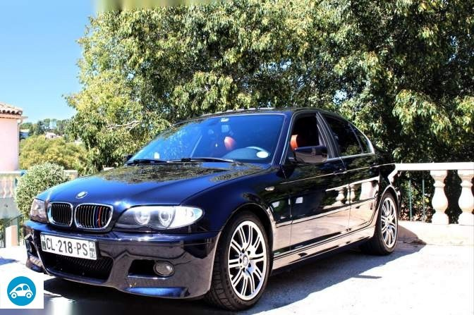 achat bmw serie 3 320td edition limited 2004 d 39 occasion pas cher 8 500. Black Bedroom Furniture Sets. Home Design Ideas
