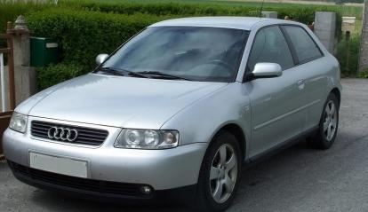 Audi A3 TDI ambiente 2002