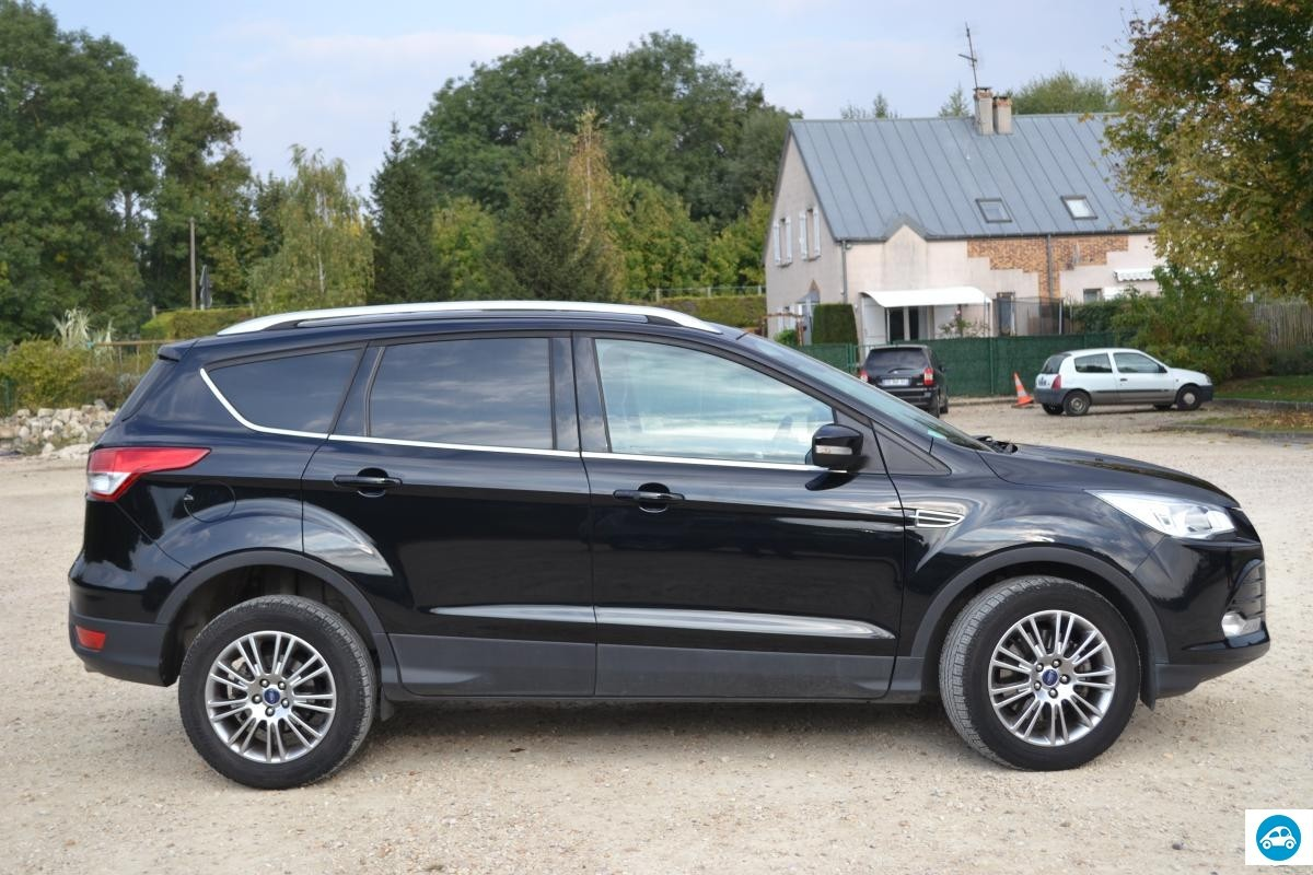 achat ford kuga 2014 d 39 occasion pas cher 20 500. Black Bedroom Furniture Sets. Home Design Ideas