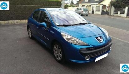 Peugeot 207 1.6 HDI Premium Pack 2008