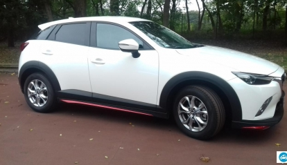 Mazda CX 3 2.0 L Skyactiv-g MT Dynamique 2016
