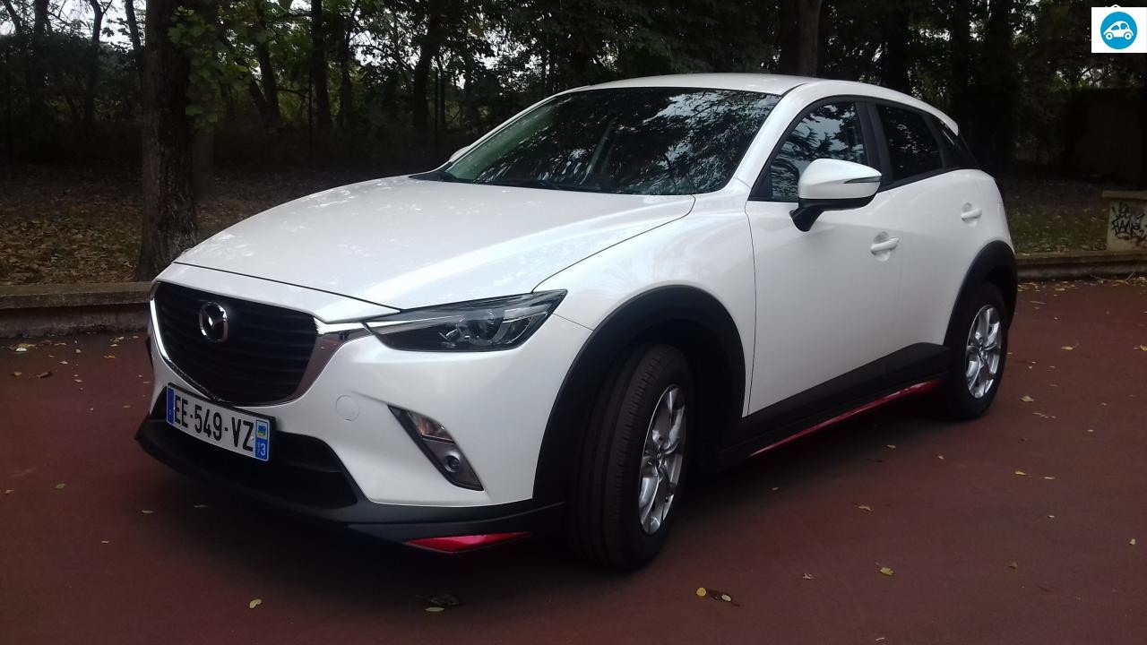 achat mazda cx 3 2 0 l skyactiv g mt dynamique 2016 d 39 occasion pas cher 19 000. Black Bedroom Furniture Sets. Home Design Ideas