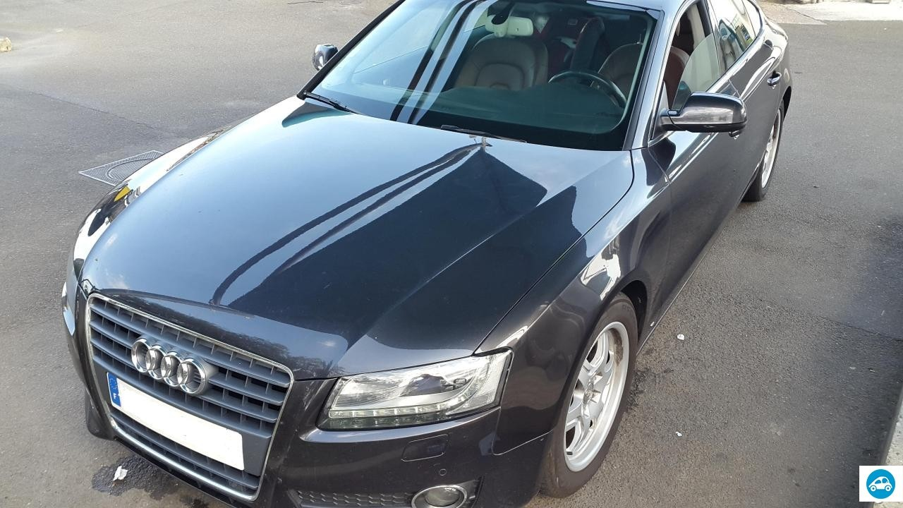 achat audi a5 2 0 tdi ambition luxe tbg 2010 d 39 occasion pas cher 15 200. Black Bedroom Furniture Sets. Home Design Ideas