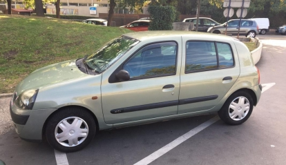 Renault Clio II Phase 2 2004