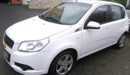 Chevrolet Aveo LS 1.2 I GPL 2010