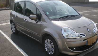 Renault Grand Modus 1.5 DCI 90 Exception Eco2