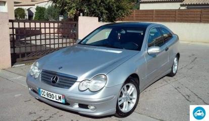 Mercedes Classe C 220 CDI Sport 2001