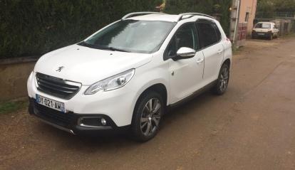 Peugeot 2008 Crossway 2015