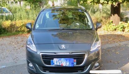 Peugeot 5008 HDI 2.0 L Allure 2014
