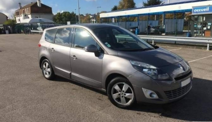 Renault Grand Scenic III Expression 1.9 DCI 2011