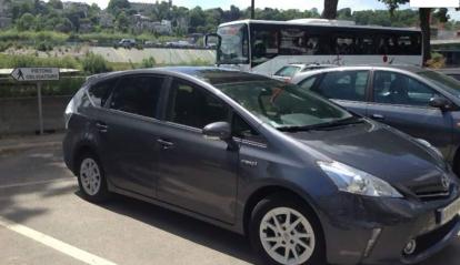 Toyota Prius+ Dynamic 136h