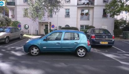 Renault Clio 2 2000