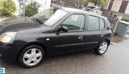 Renault Clio II Sport Dynamique 2005