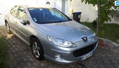 Peugeot 407 HDI 1.6 L Premium 2008