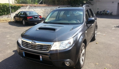 Subaru Forester 2.0 L XS Club 2009