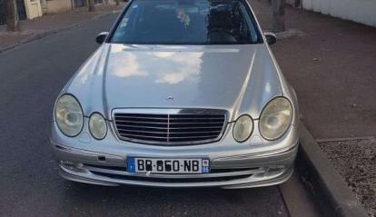 Mercedes Classe E Vasile 2003