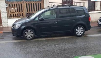 Volkswagen Touran 1.6 L 2011