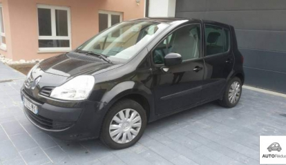Renault Modus 1.5 DCI Expression Eco2