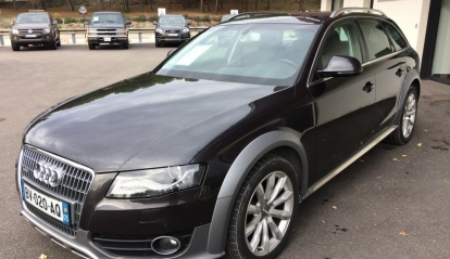 Audi A4 Allroad 3.0 TDI Ambition Luxe 2009