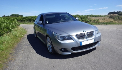 Bmw Serie 5 530D E60 Pack M 2005