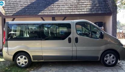 Renault Trafic Long dCi L2HI 2012