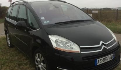 Citroën C4 Grand Picasso 2010