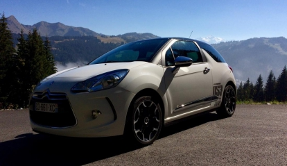 Citroën DS3 e-HDI Airdream So Chic 2012