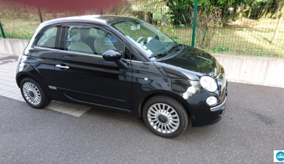 Fiat 500 Lounge 2009